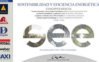 Jornada Sostenibilidad y Eficiencia energética en Arquitectura II