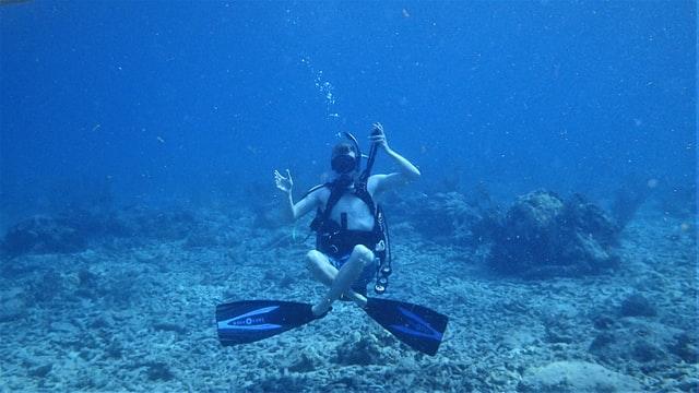 diving zen