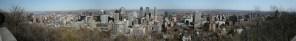 Montreal vista do Mont Royal