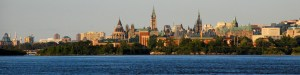 Ottawa Parliament Panorama