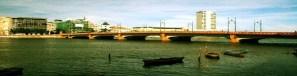 Uma das muitas pontes do Recife
