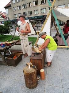 Atividades medievais em Tallinn
