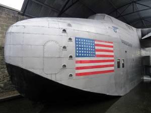 Réplica do Boeing 314 por fora