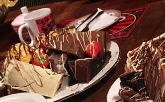 Luxe Dessert Tour em Londres