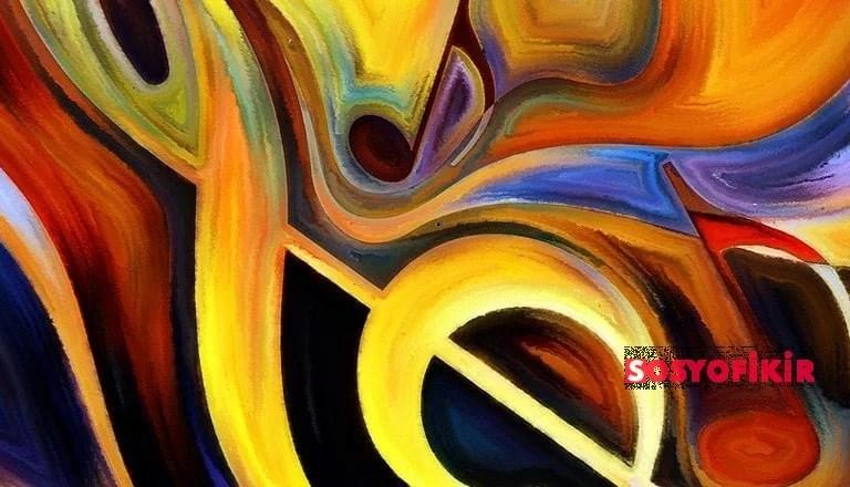 Sanatsız kalan bir milletin hayat damarlarından biri kopmuş demektir …