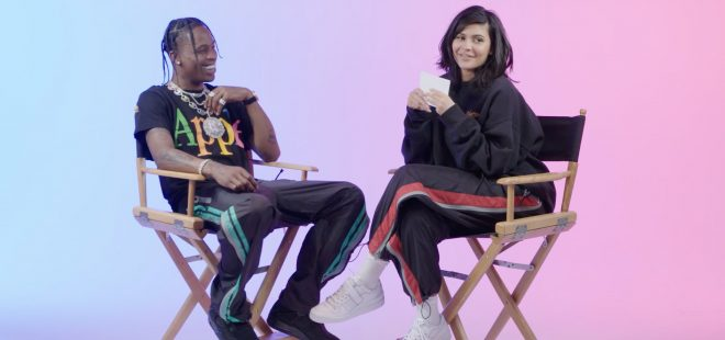 Kylie Jenner ve Travis Scott ile 23 soru