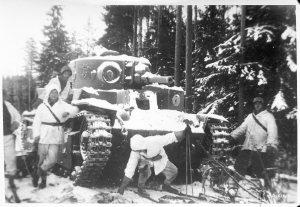 Suomen sotahistoriaa on myös ulkomailla