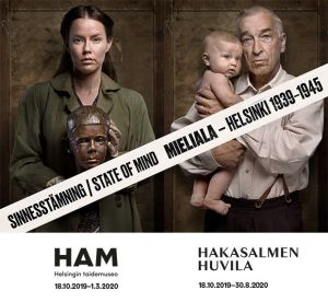 Mieliala-näyttely avaa uuden näkökulman sotavuosien Helsinkiin