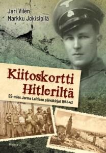 SS-mies Jorma Laitisen autenttiset päiväkirjat julkaistaan ensimmäistä kertaa