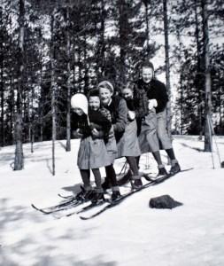 Talvilomaviikolla koululaisille ilmainen sisäänpääsy Lottamuseon näyttelyihin