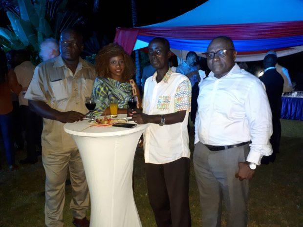 Oma Ehiri, Czech School Alumni Ghana