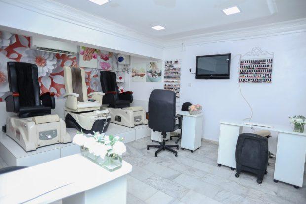nail section