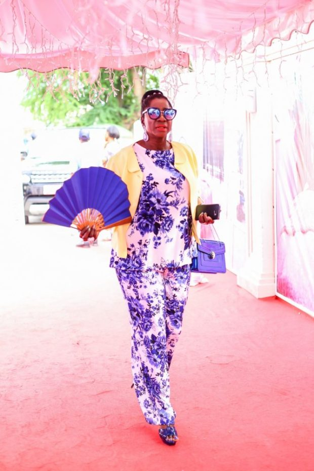 Madame Lauretta Jibowu