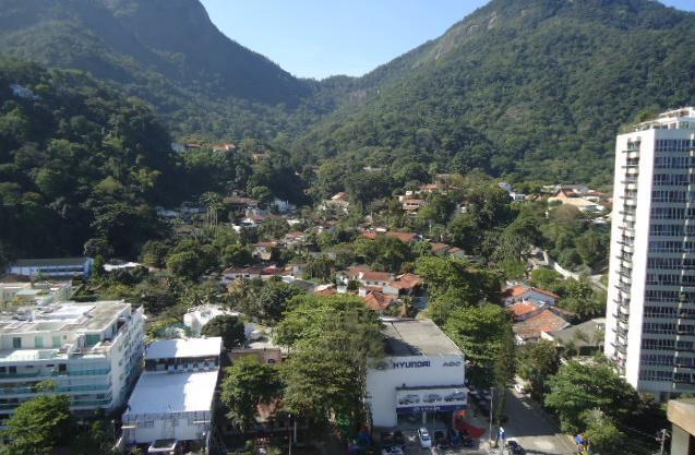 EXCELENTE COBERTURA NO PRAIA GUINLE 9