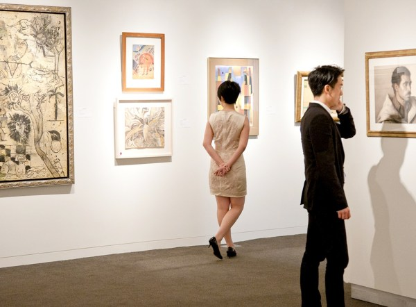 Changing Career Business World Art Sotheby' Institute Of