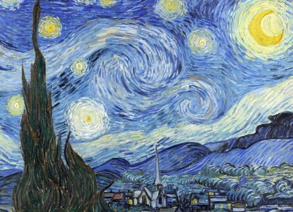 History Of Artist Turner Van Gogh