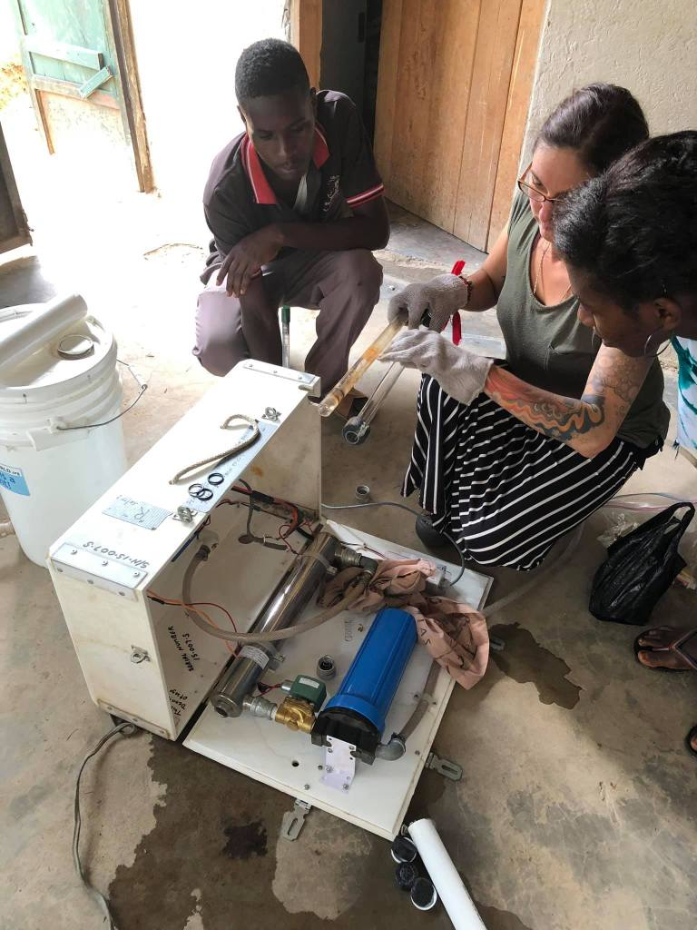 The Good Grace Clean Water Project – So They Can Thrive Project