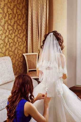 The Don'ts of Wedding Dress Shopping | So This Is Love