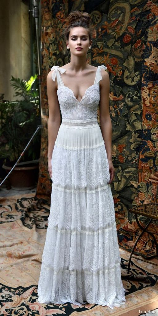 Lihi Hod Boho Gown |Photo Credit
