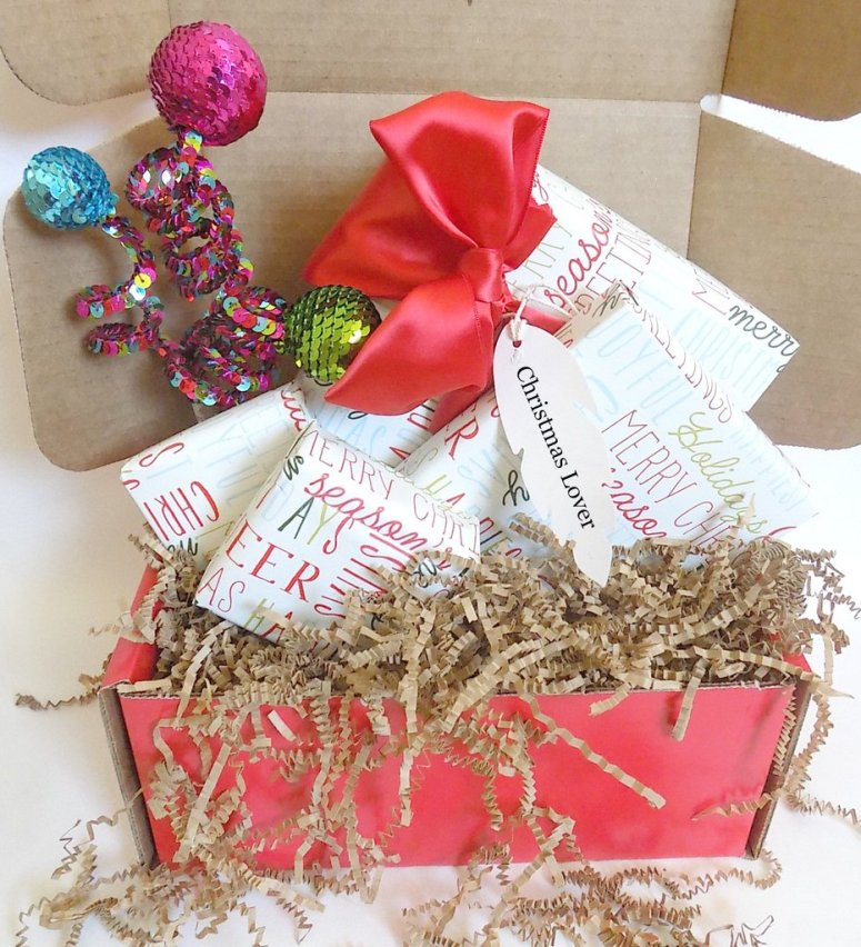 Christmas Crate Subscription Box