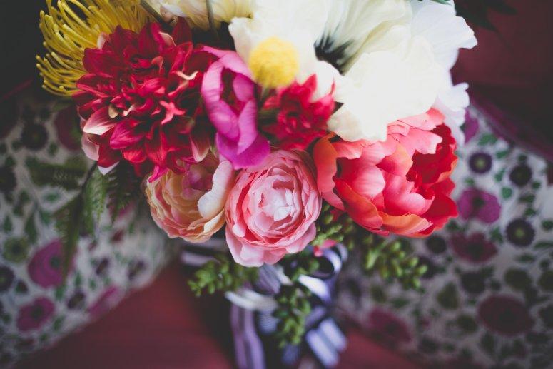 Hawaiian Wedding Bouquet