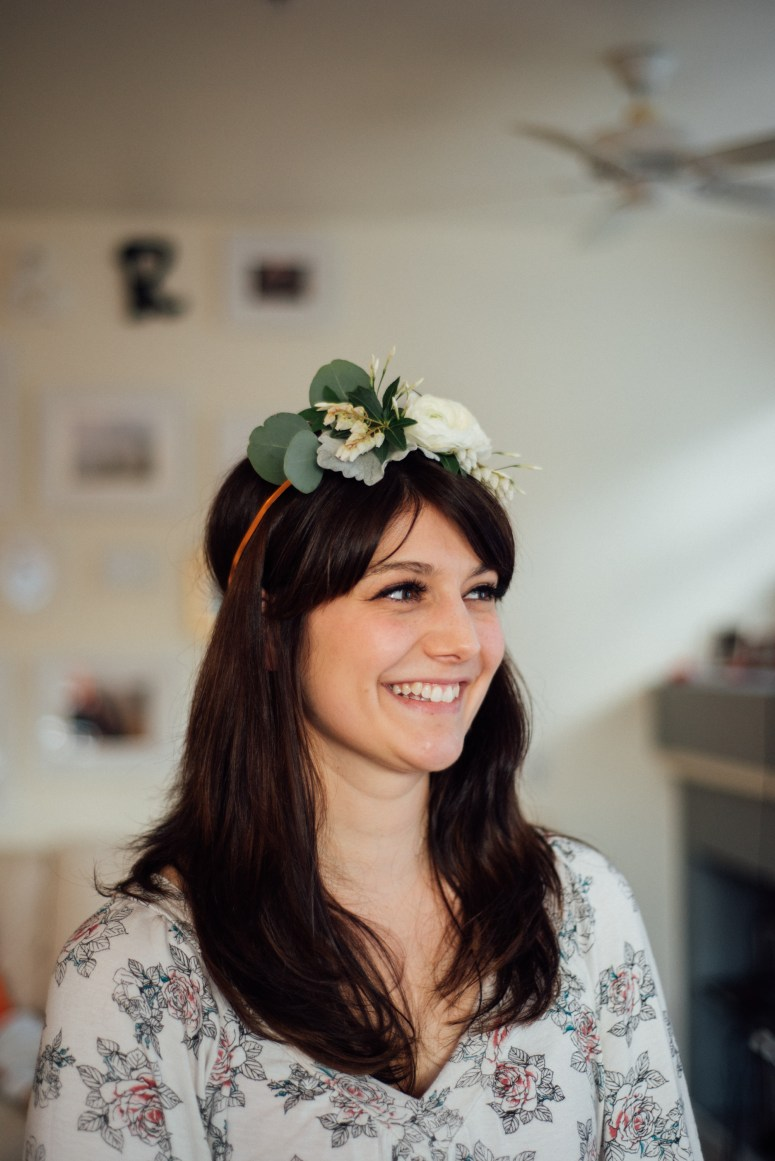 From the Ground Up Floral | Floral Crown