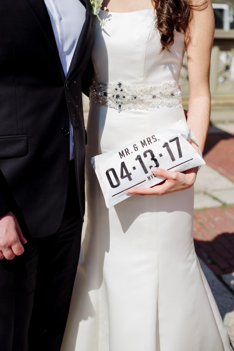 Elopement Details Central Park Wedding