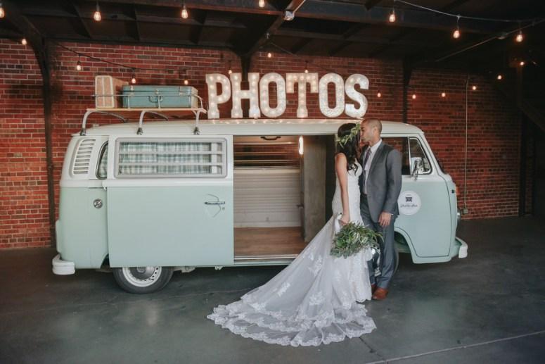 The Shutter Bus at Denver Wedding