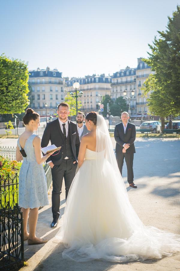 Elopement in Paris, Paris Wedding Photographer