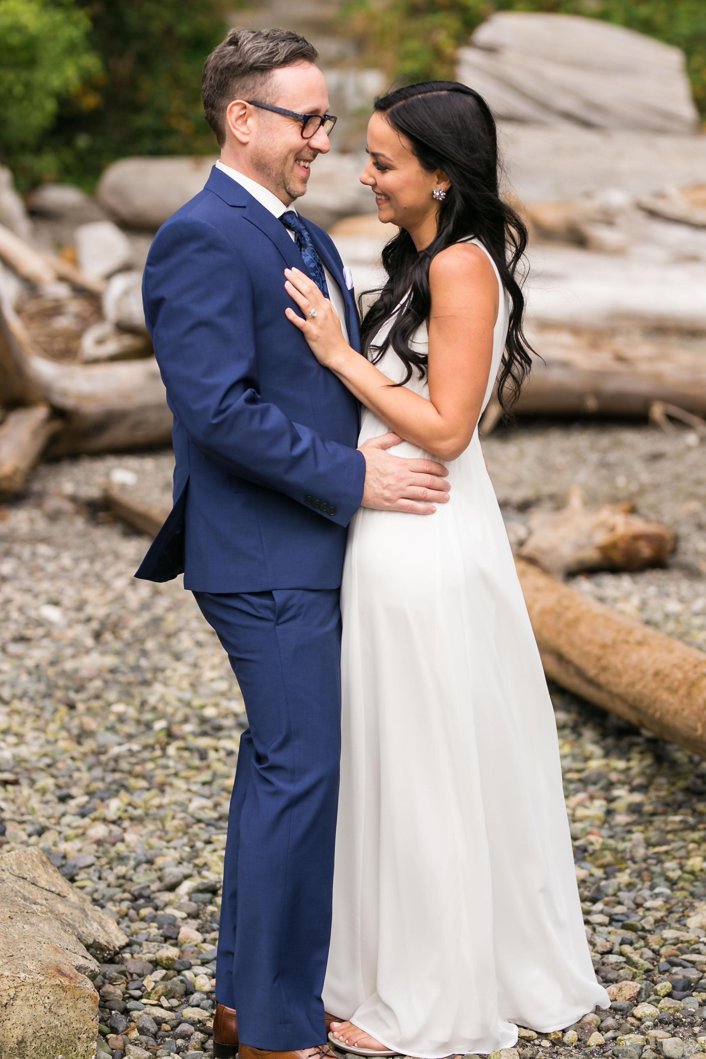 Vancouver elopement