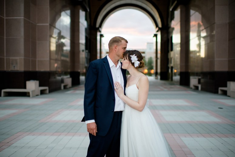An Elopement in West Palm Beach Florida | So This Is Love
