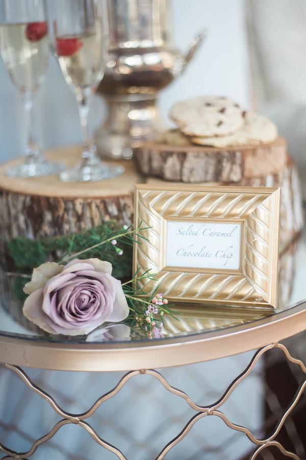 Wedding Cookies, Dessert Station at Wedding