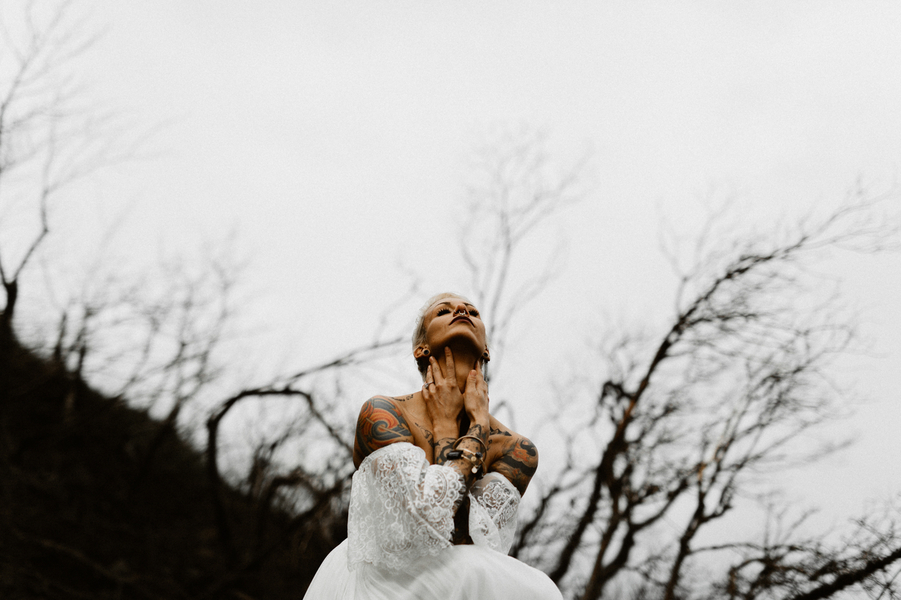 Styled Bridal Photoshoot in Anchorage Alaska | So This Is Love