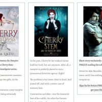 Erotic Urban Fantasy Vampire Cherry Series Paranor…