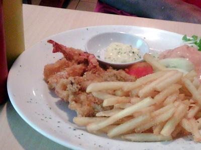 Seafood Platter RSPI
