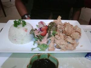 Chicken Teriyaki sauce ala Pure