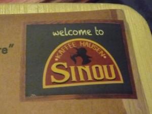 Welcome to SINOU Kaffee Hausen