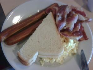 Breakfast @ IKEA - Jeddah