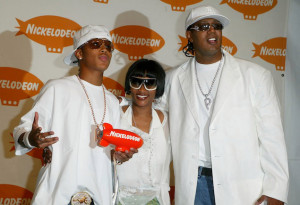 18th Annual Kids Choice Awards - Press Room