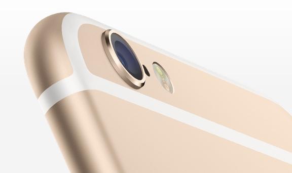 Камера iPhone 6s: 12 МП, поддержка видеосъемки 4К, вспышка для селфи-камеры