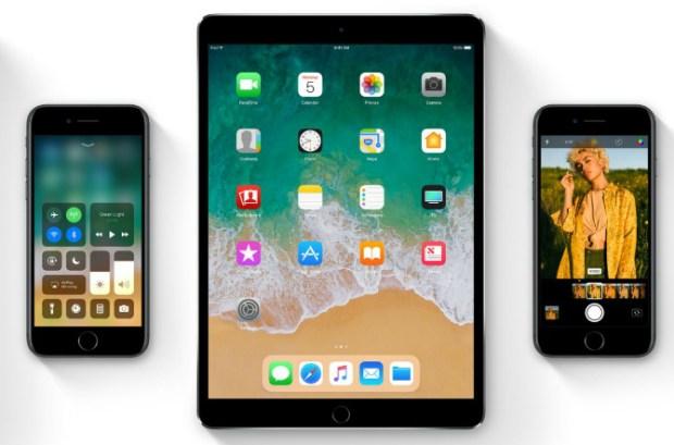 Смартфон iPhone 5s с iOS 11 работает медленнее, чем с iOS 10.3.3