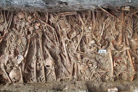 Columbian Mass Grave