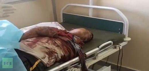 Bani Walid victim