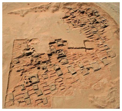 Sudan Pyramid_2
