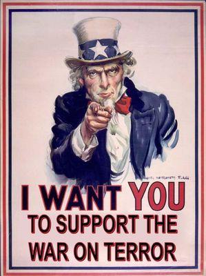 support war on terror