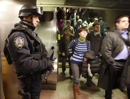 Ups Security Guard