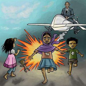 Obama drone