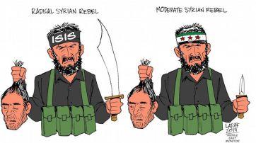 Afbeeldingsresultaat voor moderate rebels in syria