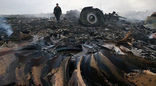 MH17 final report leaked: Moscow appeals to UN aviation agency to intervene into probe 561970f7c3618847558b45aa