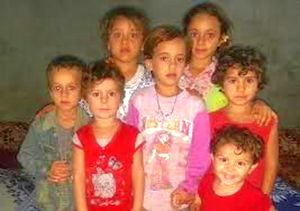 © www.telesurtv.net Six of these children were killed in a US airstrike.
